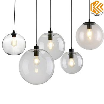 KA003 Modern Glass Ball Ceiling Lighting for Living room and Dining room