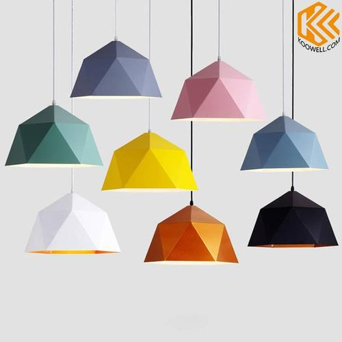 KB002 Macarons Steel Pendant Light for Dinning room ,Living room and Cafe