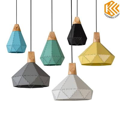 KB004 Northern Macarons Steel  Ceiling lamp for living room ,Restaurant and Cafe