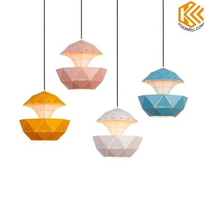 KB007 Macarons Steel Pendant Light for Dinning room and Living room