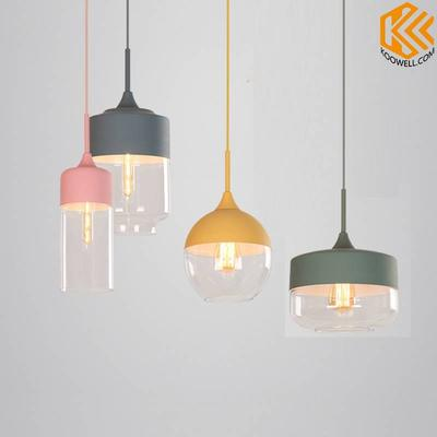 KB012 Modern Macaions Steel Pendant Lamp for Dinning room or Living room