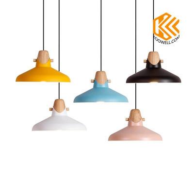 KC006 Danish Macarons Aluminum Pendant Light for Living room and Dining room