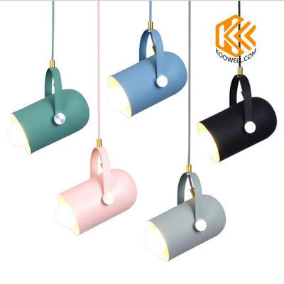 KC008 Danish Macarons Modern Aluminum  Pendant Light for Dining room