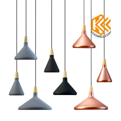KC009 Industrial Aluminum Pendant Light for Dining room,Cafe and Bar
