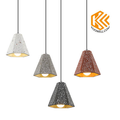 KD008 Creative Modern Cement Pendant Lamp for Living room and Dining room