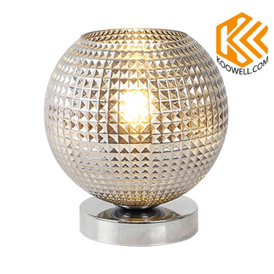KT002 Modern Metal Table Lamps for Living room and Dining room